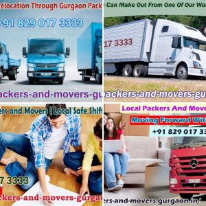 Local Packers And Movers Gurgaon